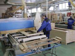 Производство дверей в России: деревянные, стальные, алюминиевые