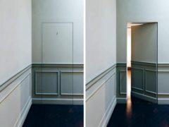 Применение дверей-невидимок в качестве межкомнатных