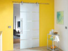 Какой тип раздвижных дверей подойдет для ванной и туалета