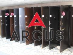 Входные стальные двери компании «Аргус»: стабильность в надежности