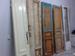 Ремонт старых дверей: проверка на мужество