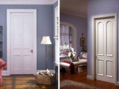 Межкомнатные двери: фото в интерьере