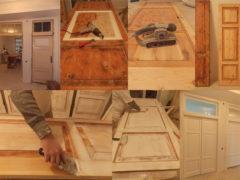 Реставрация старой деревянной двери: необходимые инструменты, процесс и этапы
