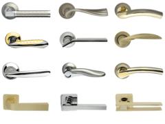 Дверные ручки — основной и неотъемлемый элемент управления входной дверью