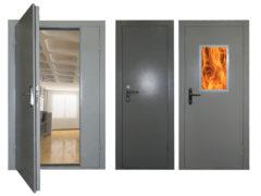 Установка противопожарных дверных конструкций: деятельность, осуществляемая по лицензии