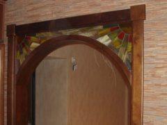 Облагораживание дверного проема без дверей