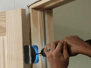 Замена дверей