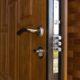 Мастер класс по замене замка в металлической двери