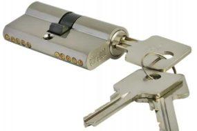 Ремонт личинки замка металлической двери своими руками