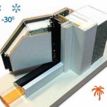 Входные двери с терморазрывом – лучший энергосберегающий вариант для дома и коттеджа
