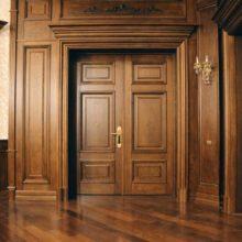 Материалы межкомнатных дверей и их преимущества