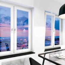 Выбираем окна для остекления балкона
