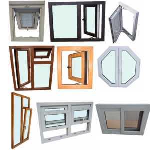 виниловые и пластиковые окна