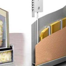 Как защититься от шума металлической дверью