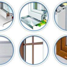 Из чего сделаны окна и что является лучшим материалом для новых окон?