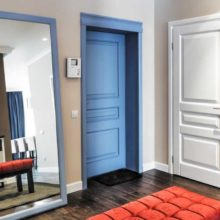 Шесть правил выбора цвета межкомнатных дверей
