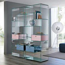 Свойства стеклянной мебели