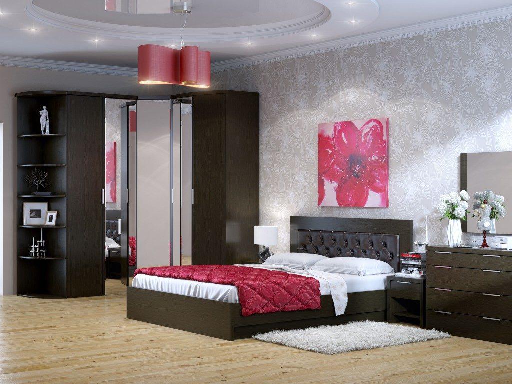 спальная венге