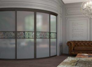 Двери купе: подробное описание дверных конструкций и их видов
