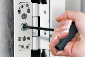 Регулировка дверей: самостоятельная настройка дверной системы