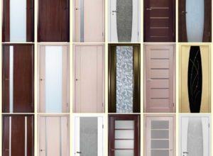 Как выбирать цвета и оттенки межкомнатных дверей.