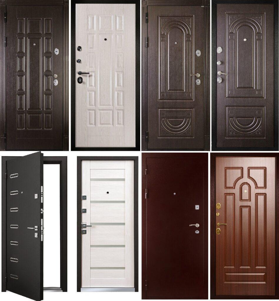 Как выбрать качественную металлическую дверь