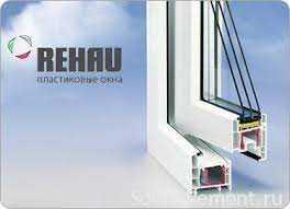 Окна Rehau