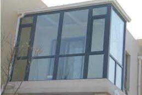 Алюминиевые окна для балконов